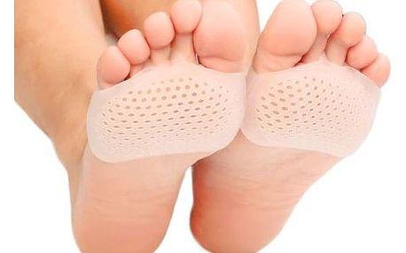 Silikonový polštářek na chodidlo proti bolesti - dodání do 2 dnů