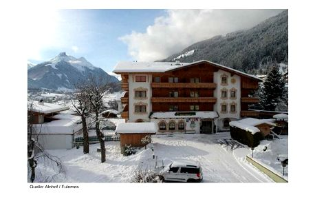 Rakousko - Stubai na 4-8 dnů, polopenze