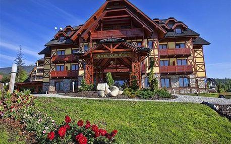 Tatranská Lomnica - Hotel KUKUČKA, Slovensko