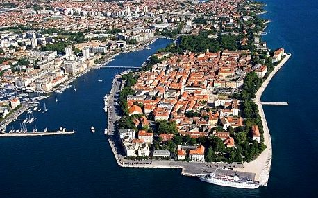 Chorvatsko - Zadar na 2-15 dnů, all inclusive