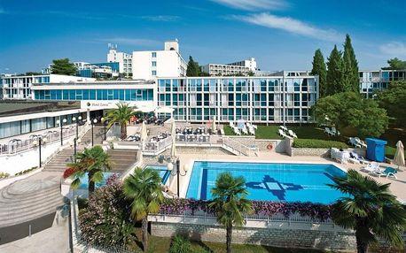 Chorvatsko - Poreč na 8-17 dnů, all inclusive