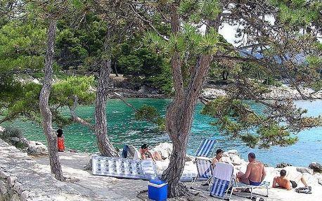 Chorvatsko - Rab na 4-17 dnů