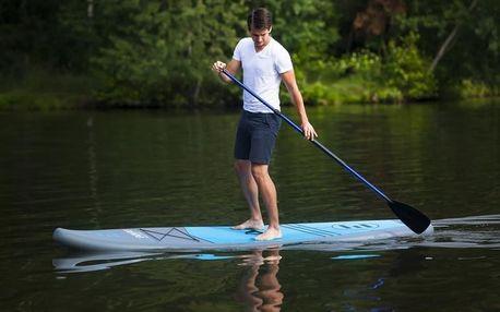 Paddleboarding- nafukovací prkno na vodu