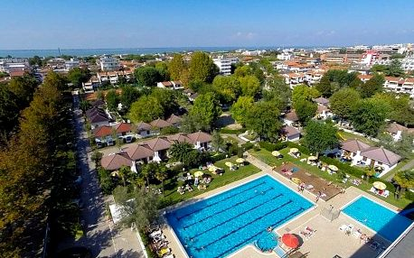 Itálie - Lignano Sabbiadoro na 8-15 dnů
