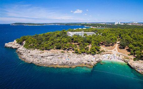Chorvatsko - Pula na 4-15 dnů, polopenze