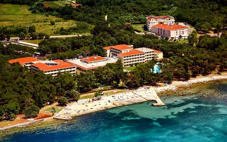 Chorvatsko - Umag na 4-17 dnů, all inclusive