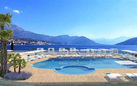Černá Hora - Kotorský záliv na 2-17 dnů, all inclusive