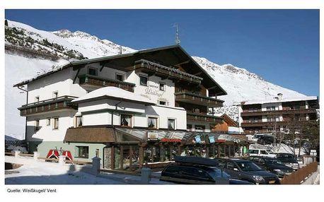 Rakousko - Tyrolsko na 4-8 dnů, polopenze
