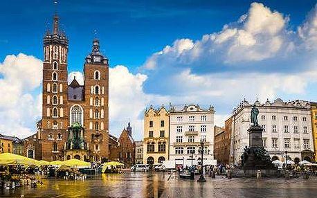 Pobyt u Krakova v Garden Park Hotel jen 600m od Solného dolu Wieliczka