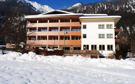 Rakousko - Tyrolsko na 5-8 dnů, polopenze