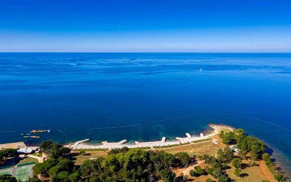 Hotel MATERADA, Chorvatsko, Istrie, Poreč, Istrie, autobusem, polopenze2