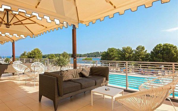 Hotel MOLINDRIO, Chorvatsko, Istrie, Poreč, Istrie, vlastní doprava, polopenze2