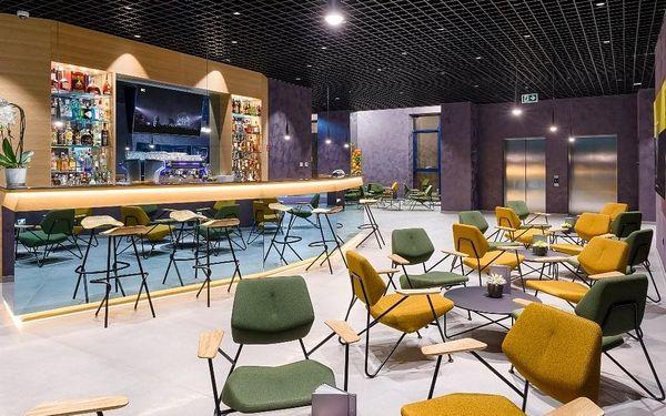 Hotel OLYMPIA SKY, Chorvatsko, Severní Dalmácie, Vodice, Severní Dalmácie, autobusem, snídaně v ceně2