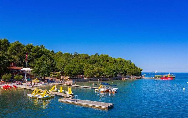 Hotel PLAVI, Chorvatsko, Istrie, Poreč, Istrie, autobusem, polopenze2