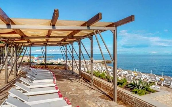 Hotel SOL UMAG for Plava Laguna, Chorvatsko, Istrie, Umag, Istrie, vlastní doprava, snídaně v ceně2