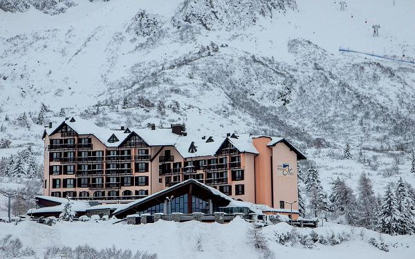 Hotel Piandineve, Skirama Dolomiti Adamello Brenta, vlastní doprava, polopenze2