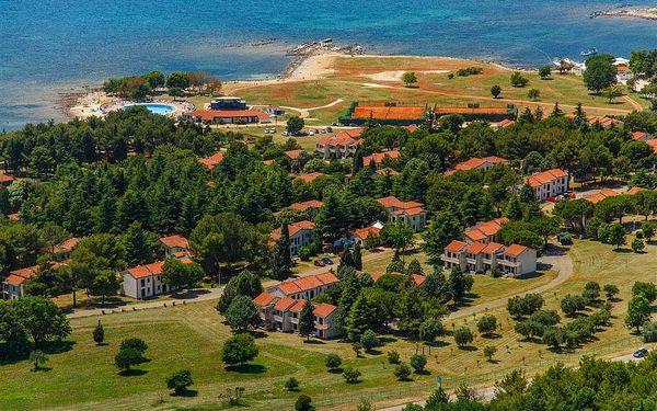 Apartmány POLYNESIA, Chorvatsko, Istrie, Umag, Istrie, vlastní doprava, bez stravy2
