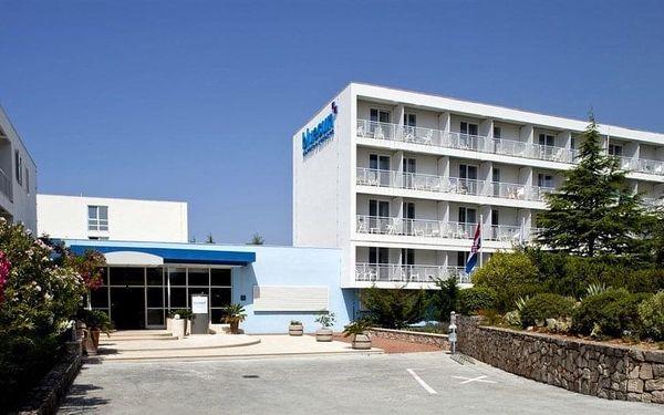 Hotel a depandance BLUESUN BORAK, Chorvatsko, Ostrov Brač, Bol, Ostrov Brač, autobusem, snídaně v ceně2