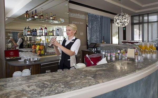Hotel LABINECA, Chorvatsko, Střední Dalmácie, Gradac, Střední Dalmácie, vlastní doprava, snídaně v ceně3