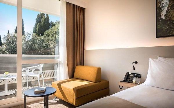 Hotel EDEN, Chorvatsko, Istrie, Rovinj, Istrie, vlastní doprava, snídaně v ceně5