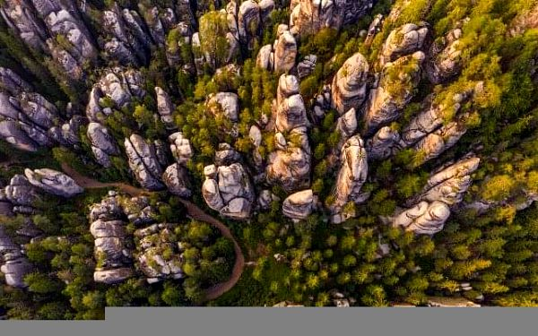 Adršpach v Pensionu Radvanice s polopenzí blízko Adršpašských skal a krásné přírody