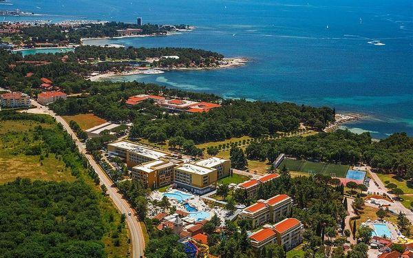 Residence SOL GARDEN ISTRA, Chorvatsko, Istrie, Umag, Istrie, vlastní doprava, snídaně v ceně3