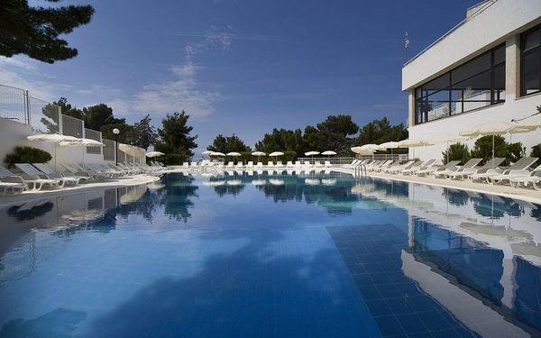Hotel LABINECA, Chorvatsko, Střední Dalmácie, Gradac, Střední Dalmácie, vlastní doprava, snídaně v ceně4
