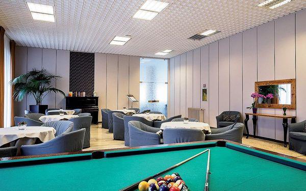 Hotel Cristallo Club, Valtellina, vlastní doprava, polopenze2