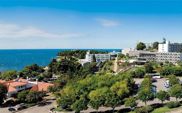 Hotel ISTRA, Chorvatsko, Istrie, Poreč, Istrie, autobusem, polopenze3