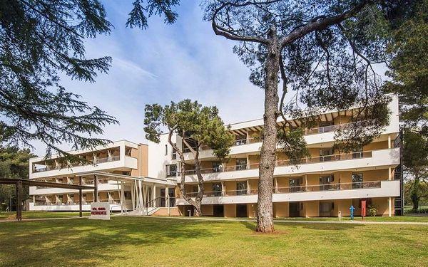 Residence SOL UMAG, Chorvatsko, Istrie, Umag, Istrie, vlastní doprava, snídaně v ceně4
