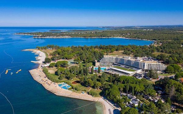 Hotel MATERADA, Chorvatsko, Istrie, Poreč, Istrie, autobusem, polopenze3