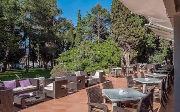 Hotel FLORES, Chorvatsko, Istrie, Poreč, Istrie, vlastní doprava, snídaně v ceně5