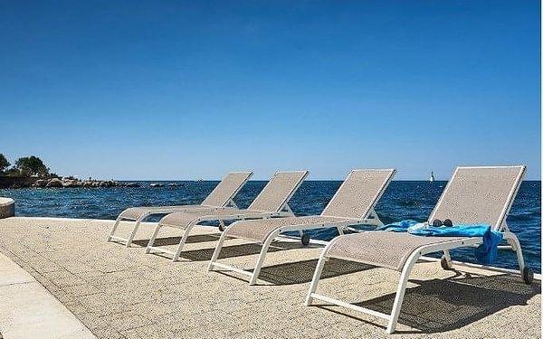 Hotel SOL SIPAR for Plava Laguna, Chorvatsko, Istrie, Umag, Istrie, vlastní doprava, snídaně v ceně4