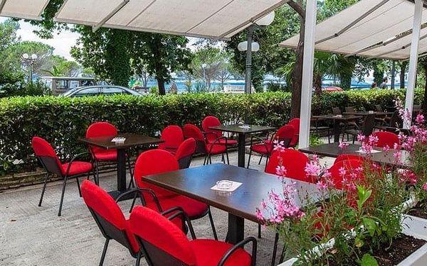 Hotel ZAGREB, Chorvatsko, Kvarner, Crikvenica, Kvarner, vlastní doprava, snídaně v ceně3