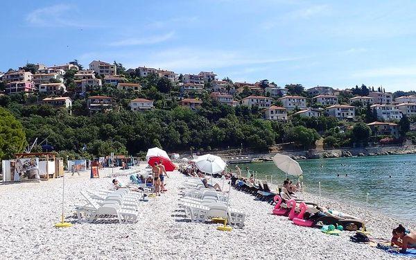 Mobilní domky RABAC s polopenzí, Chorvatsko, Istrie, Rabac, Istrie, vlastní doprava, polopenze3