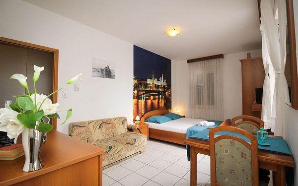 Aparthotel PALAC, Chorvatsko, Střední Dalmácie, Baška Voda, Střední Dalmácie, vlastní doprava, snídaně v ceně5