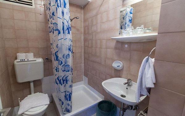Hotel ZAGREB, Chorvatsko, Kvarner, Crikvenica, Kvarner, vlastní doprava, snídaně v ceně4