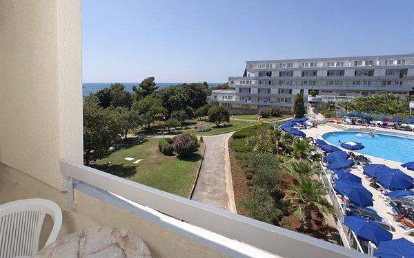 Hotel DELFIN, Chorvatsko, Istrie, Poreč, Istrie, vlastní doprava, polopenze5