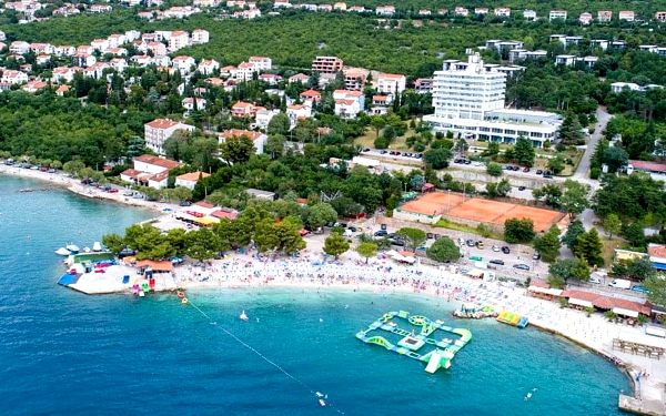 AD TURRES Holiday Resort, Chorvatsko, Kvarner, Crikvenica, Kvarner, vlastní doprava, polopenze5