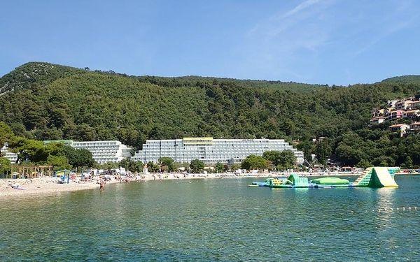 Mobilní domky RABAC s polopenzí, Chorvatsko, Istrie, Rabac, Istrie, vlastní doprava, polopenze5