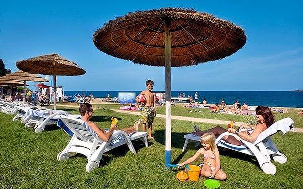 Hotel VALAMAR PINIA, Chorvatsko, Istrie, Poreč, Istrie, autobusem, polopenze5