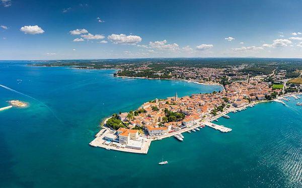 Apartmány ASTRA, Chorvatsko, Istrie, Poreč, Istrie, autobusem, bez stravy2