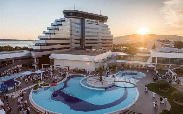 Hotel OLYMPIA SKY, Chorvatsko, Severní Dalmácie, Vodice, Severní Dalmácie, autobusem, snídaně v ceně4