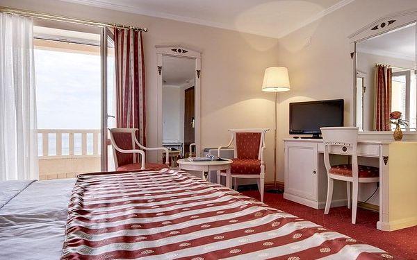 Hotel LAURENTUM, Chorvatsko, Střední Dalmácie, Tučepi, Střední Dalmácie, autobusem, snídaně v ceně4