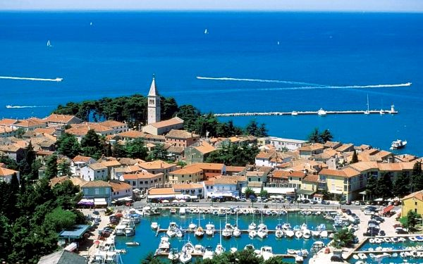 Chorvatsko - Novigrad na 6-15 dnů