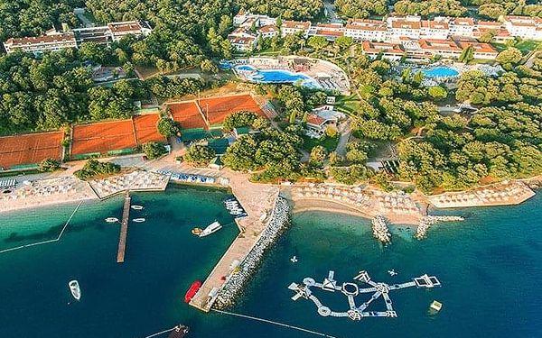 Chorvatsko - Lanterna na 4-17 dnů, all inclusive