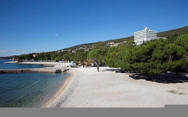 Chorvatsko - Crikvenica na 3-17 dnů, polopenze