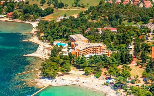 Chorvatsko - Umag na 4-17 dnů