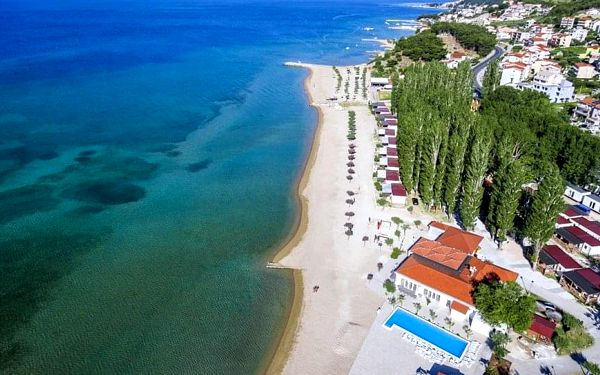 Chorvatsko - Omiš na 8-17 dnů