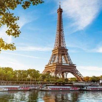 Famózní a programem nabitý 6-denní zájezd PAŘÍŽ a zámky Fontainebleau, Vaux-le-Vicomte.
